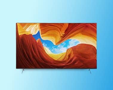 Büyük ekran televizyonları keşfet