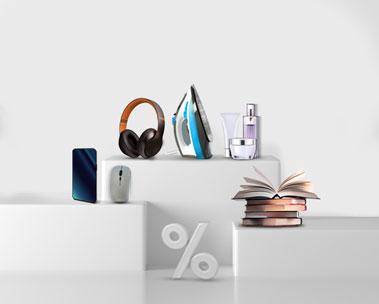 Outlet: Stok fazlası ürünlerde %20 ve üzeri indirim
