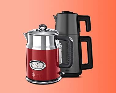 Su ısıtıcıları ve çay makinelerini keşfedin