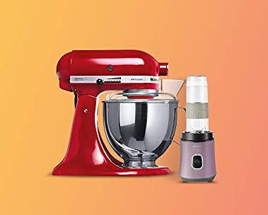 Blender, mikser ve mutfak robotlarını keşfedin