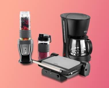 Elektrikli ev ve mutfak aletleri: Sepette 200 TL'ye varan indirim