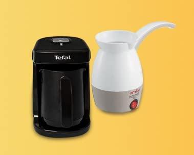 Türk kahvesi makinelerinde %25'e varan indirim