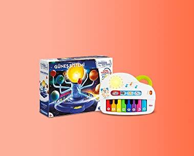 Eğitim ve bilim oyuncakları