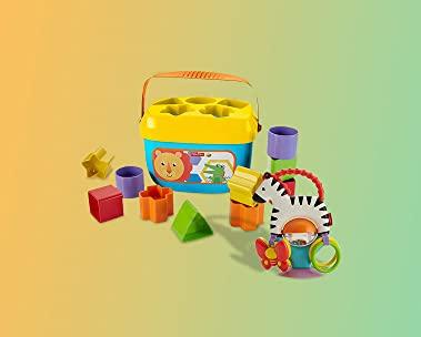Bebek ve küçük çocuk oyuncakları