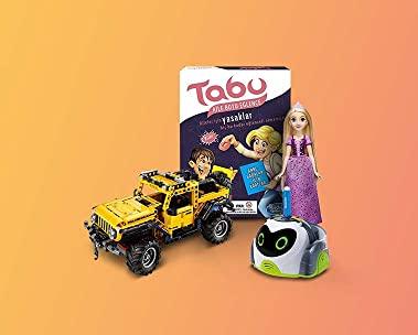 Yarıyıl tatiline özel oyuncaklarda %40'a varan indirim
