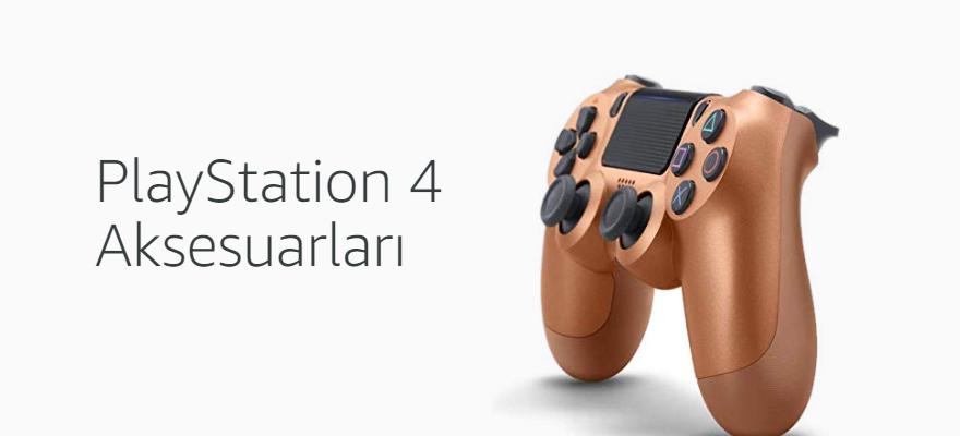 PlayStation 4 Aksesuarları