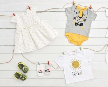 Bebek moda ürünlerini keşfedin
