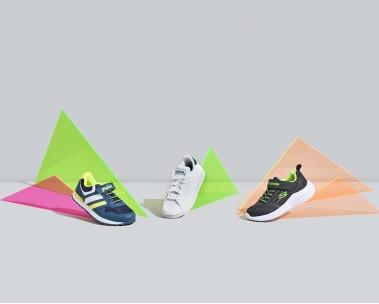 Erkek çocuk spor ayakkabılarını keşfedin
