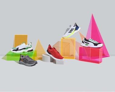 Erkek spor ayakkabılarını keşfedin