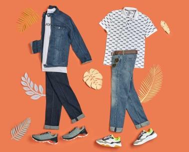 Erkek basic giyim ürünlerini keşfedin