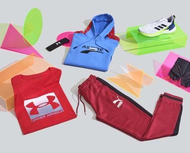 Erkek spor giyim ürünlerini keşfedin