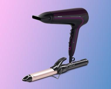Bakımlı saçlar için şekillendirme aletleri