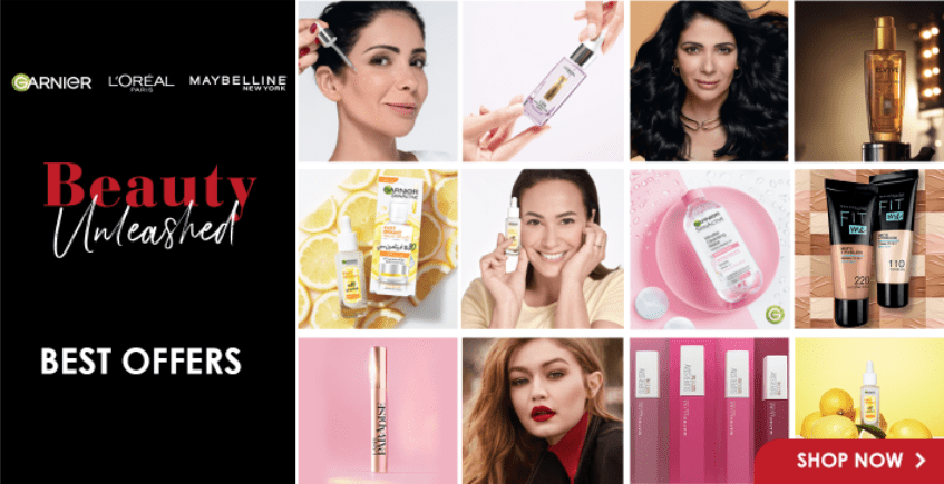 L'Oreal Beauty Unleashed