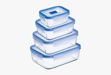 أوعية تخزين الطعام