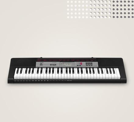 البيانو ولوحات مفاتيح العزف