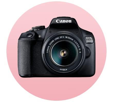 كاميرات احترافية