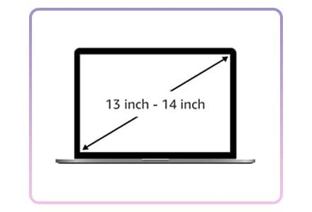 13-14 inch