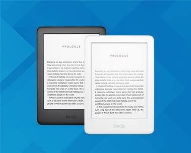 قارئات Kindle الإلكترونية