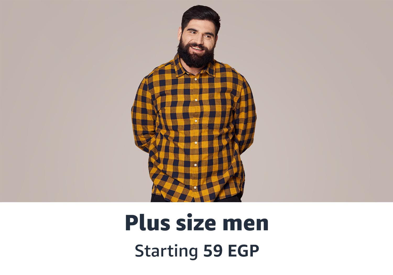 Men's Plus size