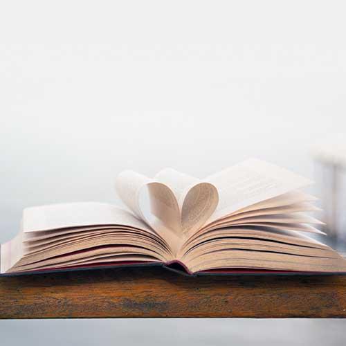 Böcker, film & musik