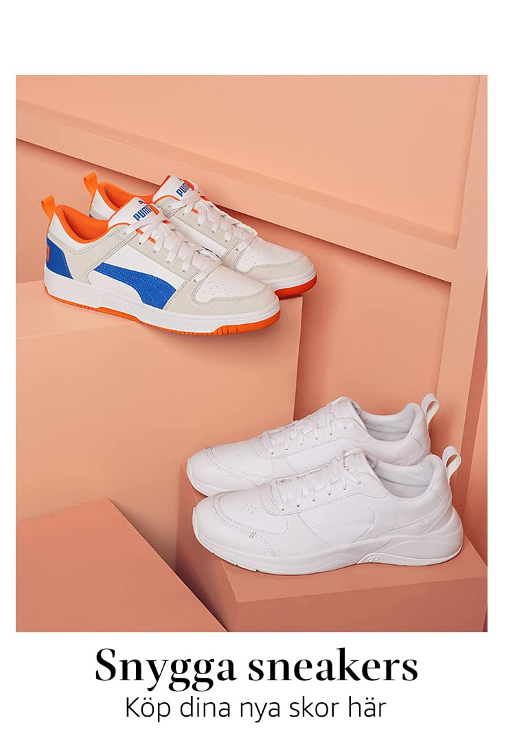 Snygga sneakers