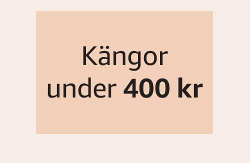 Kängor under 400 kr