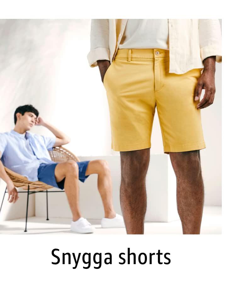 Snygga shorts