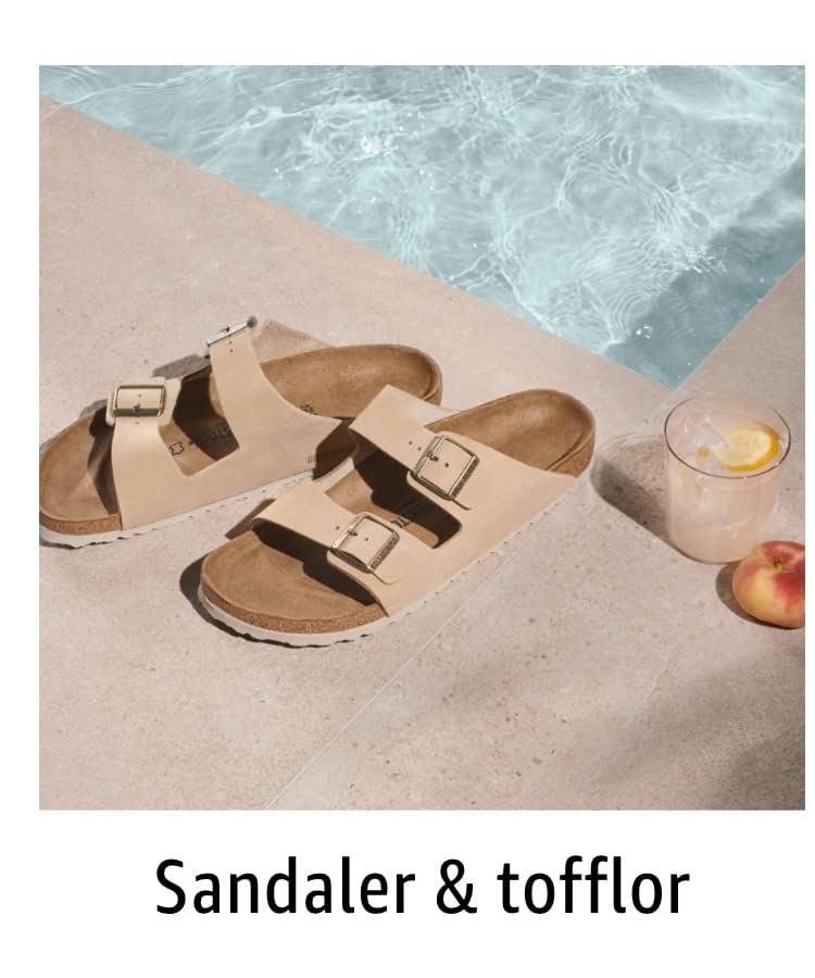 Sandaler & tofflor