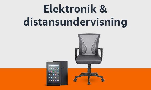Elektronik & distansundervisning