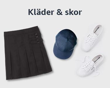 Kläder & skor