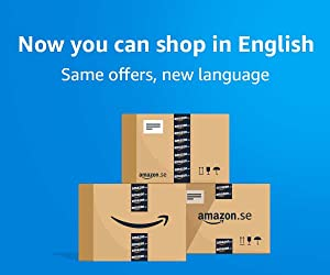 Now you can shop in English