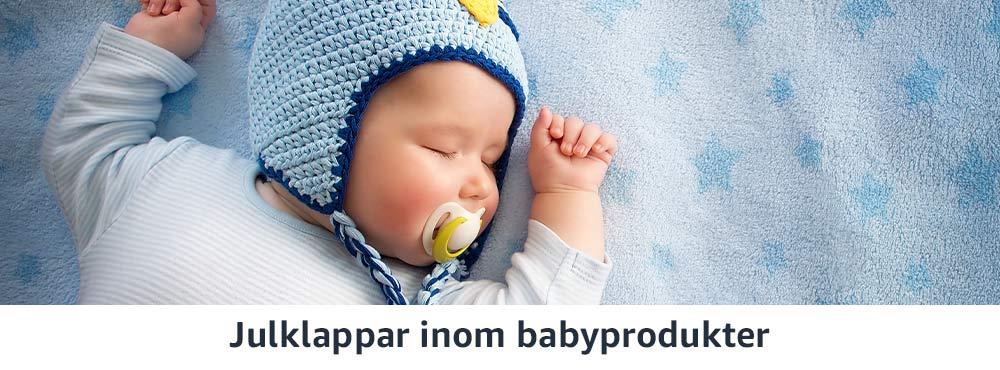 Julklappar inom Babyprodukter