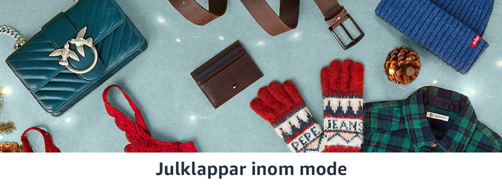 Julklappar inom Mode & Smycken