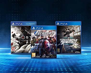 PS4 TV-spel