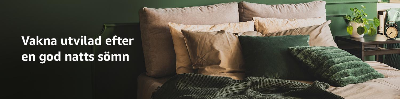 Vakna utvilad efter en god natts sömn