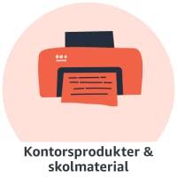 Kontorsprodukter & skolmaterial