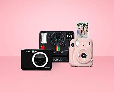Polaroid- & filmkameror