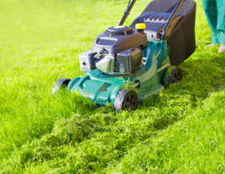 Gräsklippare & utomhusmaskiner