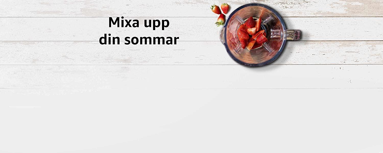 Blenders, mixers & matberedare