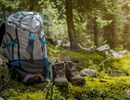 Camping & vandring