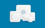 Ring Alarm-sats med 5 delar
