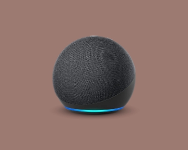 Upptäck Echo Dot - Internationell version