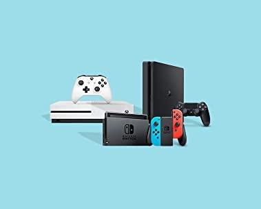 Videospel & konsoler