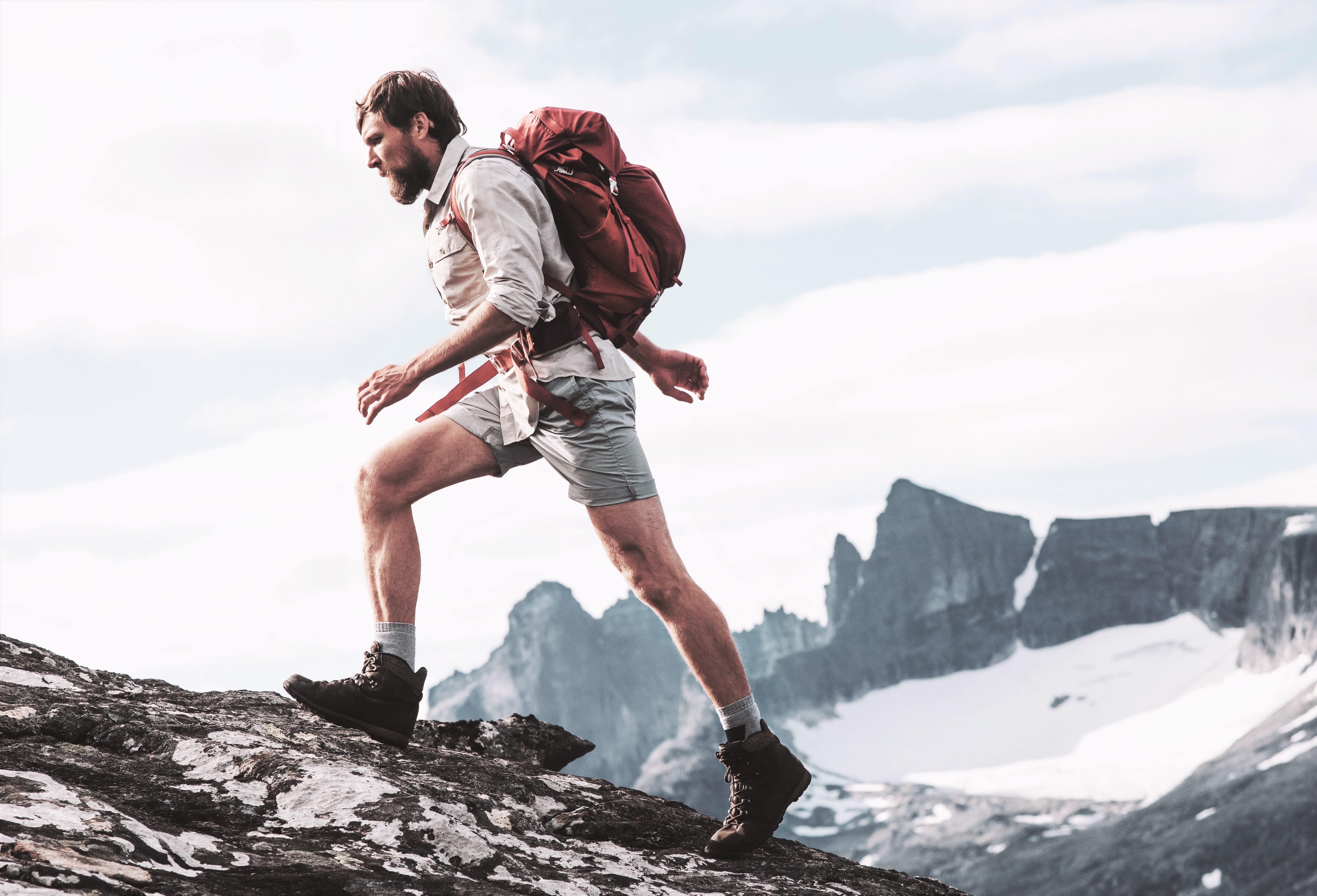 Hiking i trekking