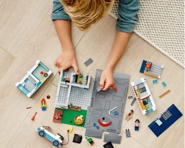 Uwolnij kreatywność z LEGO