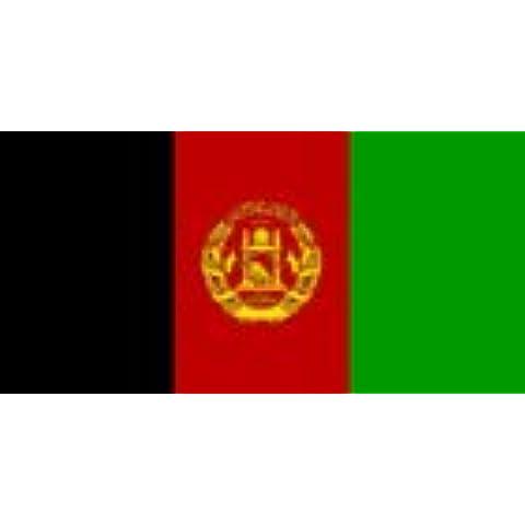 Afghanistan bandiera (2001–2004) 5