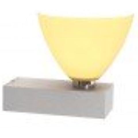 Lámpara de pared de plata-mate DIDA/piñas 40-952-10-06/32