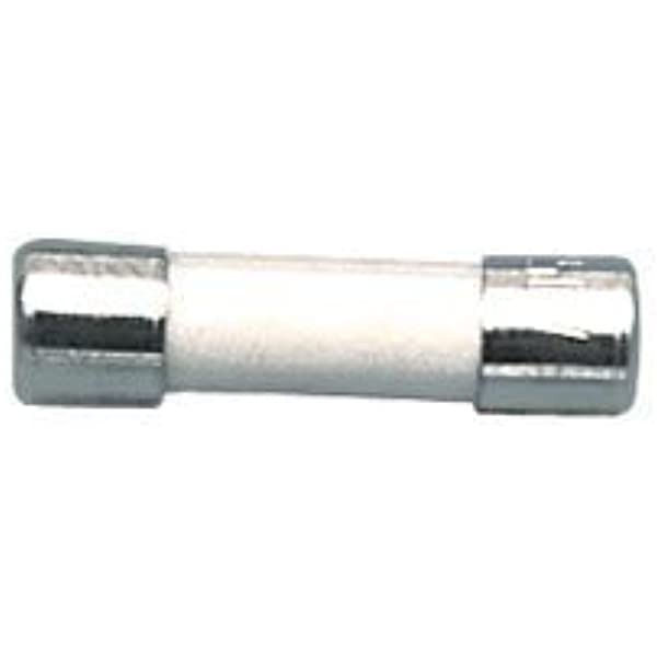 RS Components 20mm 3A Quick Blow Fuse Pk of 10