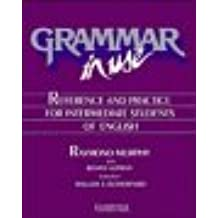 Grammar in Use Student's book: Reference and Practice for Intermediate Students of English