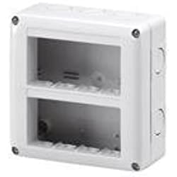 Gewiss GW27023 caja eléctrica - Caja para cuadro eléctrico